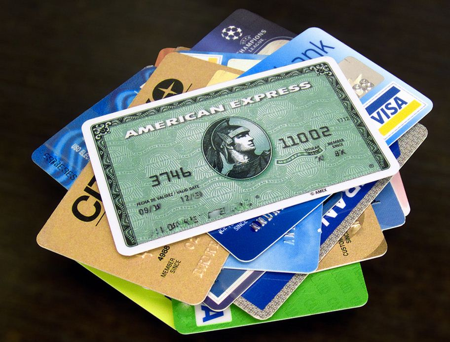 Card Declined Or Pick Up Card Message Credit Card